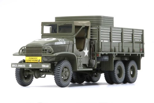 1/48 MMコレクションシリーズ No.39 1/48 アメリカ 2 1/2トン 6 × 6 カーゴトラック 完成品 26539