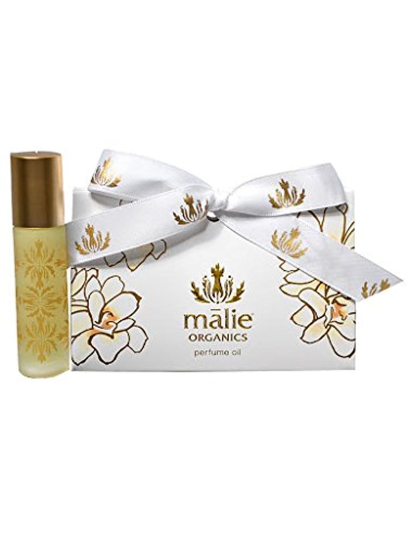 malie organics パフュームオイル ロールオン 香水 オーガニック 10ml ピカケ [並行輸入品]