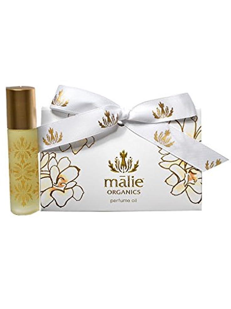 ピルファー音側面malie organics パフュームオイル ロールオン 香水 オーガニック 10ml ピカケ [並行輸入品]