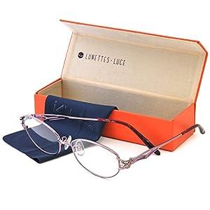 アイフォーユー PL-6012-53-2 バイオレット +3.00(老眼鏡)