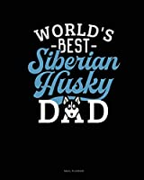 World's Best Siberian Husky Dad: Meal Planner