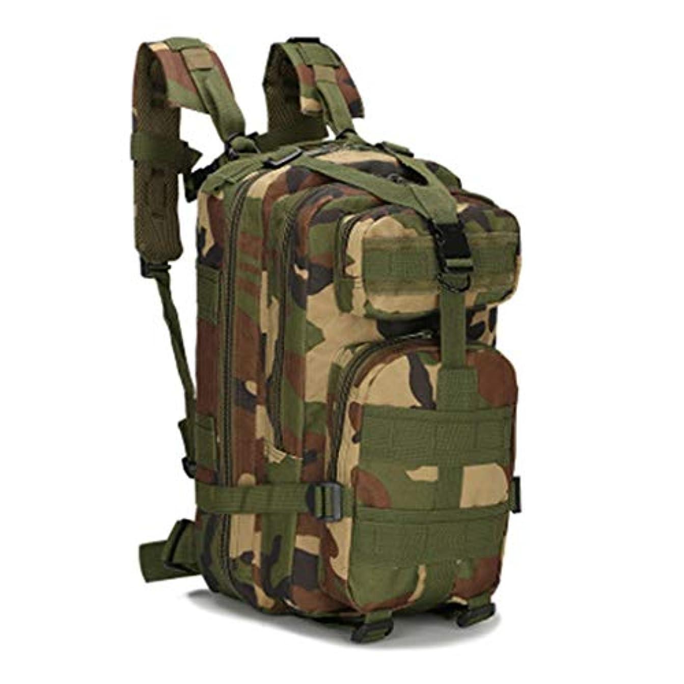 アフリカ人聖人機械的MAIWEI ミリタリータクティカルバックパック 25L ハイキングバッグ アーミーアサルトパック MOLLEバグアウトバッグ 旅行/キャンプ/トレッキング/ハイキング用