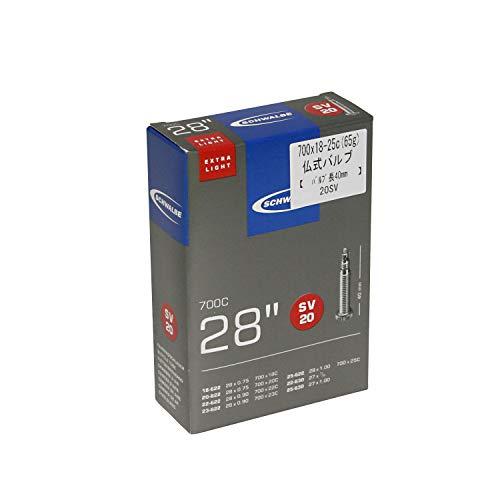 シュワルベ チューブ 20SV 仏式 40mm