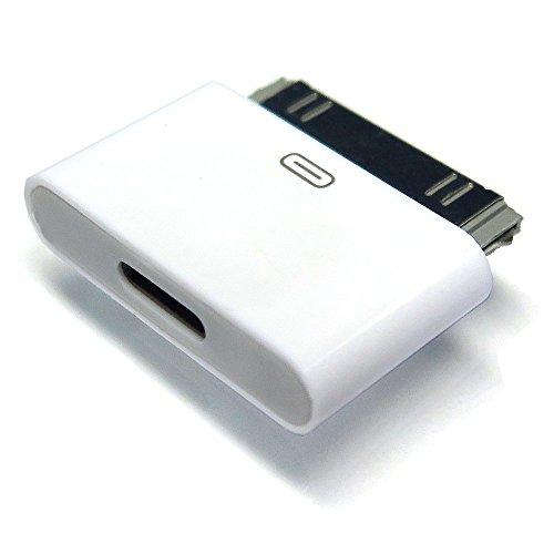 Access <Lightning 変換コネクタ > Lightning (メス) - iDock (オス) iPhone6からiphone4へ変換コネク...