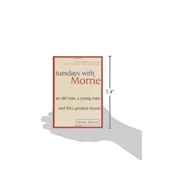 Tuesdays with Morrie: A...の紹介画像3