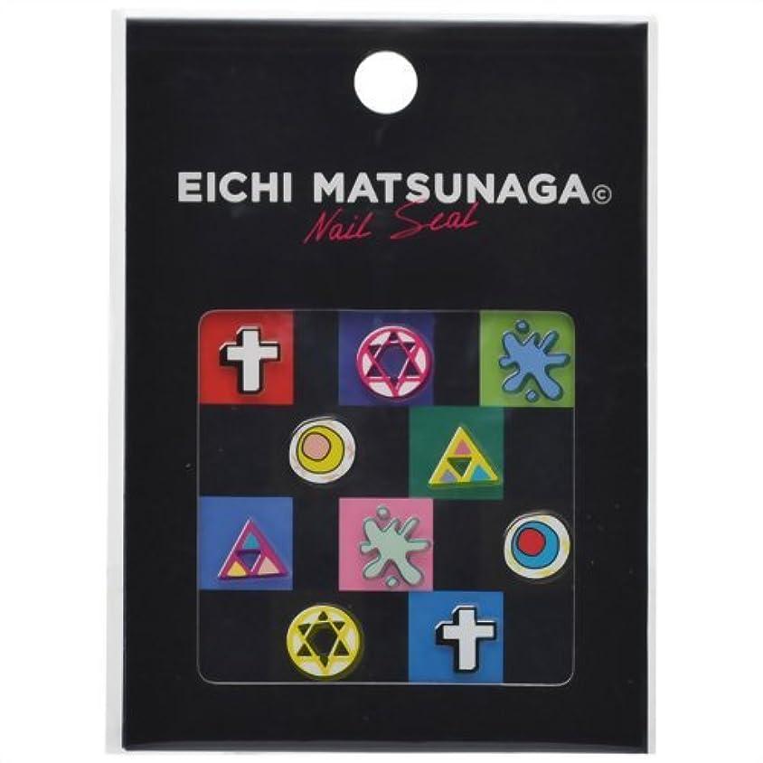 レビュー無駄熱ウイングビート EICHI MATSUNAGA nail seal EICHI/S-004