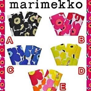 ergo(エルゴ) beco(ベコ)対応 marimekko マリメッコ ウニッコ柄 よだれパッド雑誌掲載 ブログで大人気 全8色 (G グリーンxピンク)