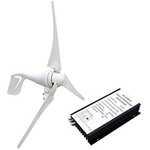 ECO-WORTHY 風力発電機 コントローラー付け 12V...