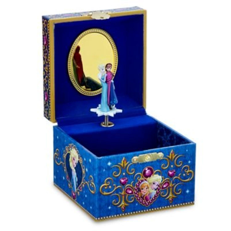 Disney(ディズニー) アナと雪の女王 フローズン ジュエリーボックス オルゴール付き