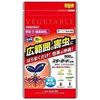 殺虫剤 園芸用スターガード 粒剤 800g