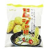 三養食品 カムジャ麺(袋) 10袋セット (韓国じゃがいもラーメン)