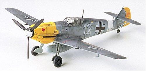 1/72 ウォーバードコレクション WB-55 Bf109E-4/7