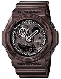 カシオ Watch Casio G-shock Ga-300a-5aer Men´s Brown 女性 レディース 腕時計 【並行輸入品】