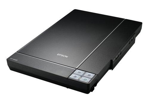 EPSON A4フラットベッドスキャナー GT-S640 4800dpi CCDセンサ