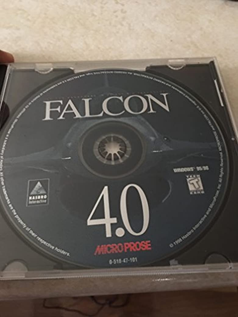 Falcon 4.0 (Jewel Case) (輸入版)