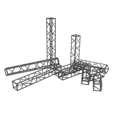 ピーエムオフィスエー MODELING SUPPLYシリーズ プラ・アクセサリー01:トラス 角