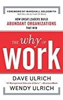 The Why of Work: How Great Leaders Build Abundant Organizations That Win by Dave Ulrich Wendy Ulrich(2010-05-31)
