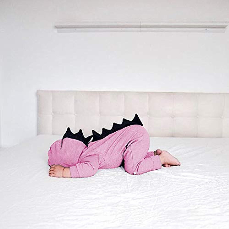 パジャマ アンサンブル かわいい 小恐竜 ベビー服 女の子 男の子 赤ちゃん服 幼児 子供服 キッズ服 ロンパース カバーオール 仮装衣装 動物パジャマ 満月 出産祝い プレゼント