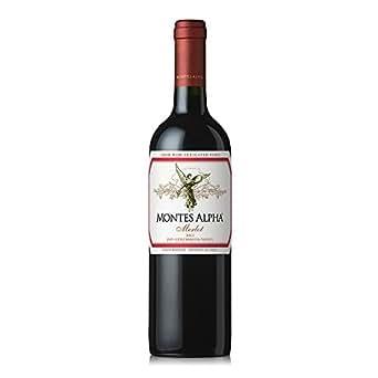 モンテス・アルファ メルロ [ 2012 赤ワイン フルボディ チリ 750ml ]