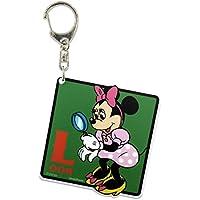ディズニー ノスタルジカ アクリル キーホルダー ミニーマウス Look APDS3741N