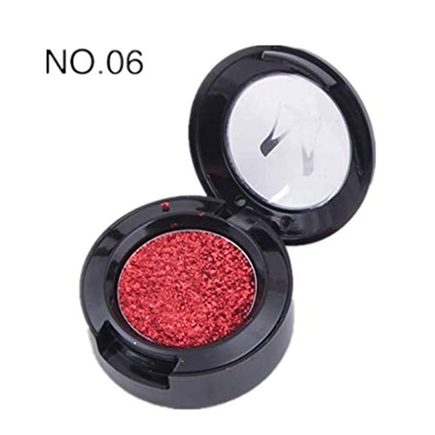 なぜなら宿命エンコミウム7001-074Mファッション単色アイシャドウパレットシマーメイクツールシマーアイシャドウ化粧品キットのフルシマーアイシャドウ