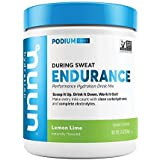 Nuun Endurance|Workout Support|Lemon Lime|Electrolytes & Carbohydrates (16 Servings - Canister)
