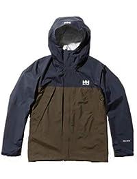 [ヘリーハンセン] メンズ スカンザライト ジャケット Scandza Light Jacket ヘリーブルー×カーキ HOE11903 HK