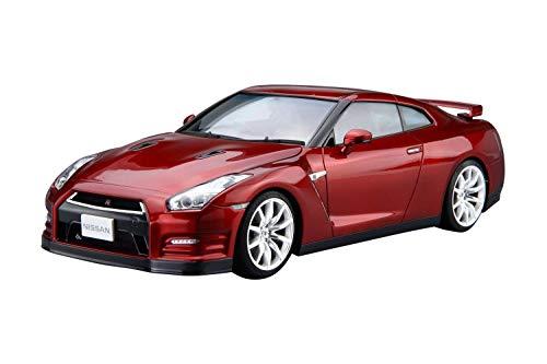 1/24 ザ・モデルカー No.3 ニッサン R35 GT-R ピュアエディション '14
