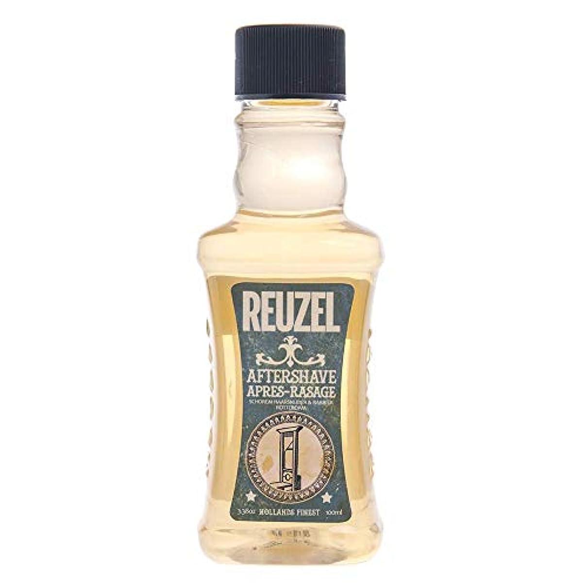 叫び声従来の抜け目がないルーゾー ビアード アフターシェーブ Reuzel Beard Aftershave 100 ml [並行輸入品]