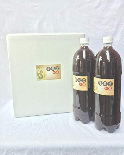 よもぎ乳酸菌液【蓬龍宝・ホウロンポウ】1.5L×6本入