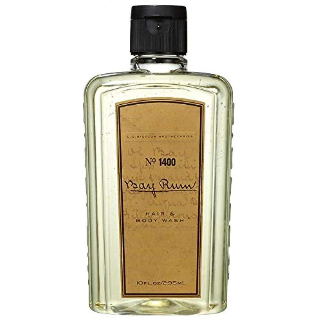 [C.O. Bigelow] C.O.ビゲローベイラム髪とボディウォッシュ - C.O. Bigelow Bay Rum Hair And Body Wash [並行輸入品]