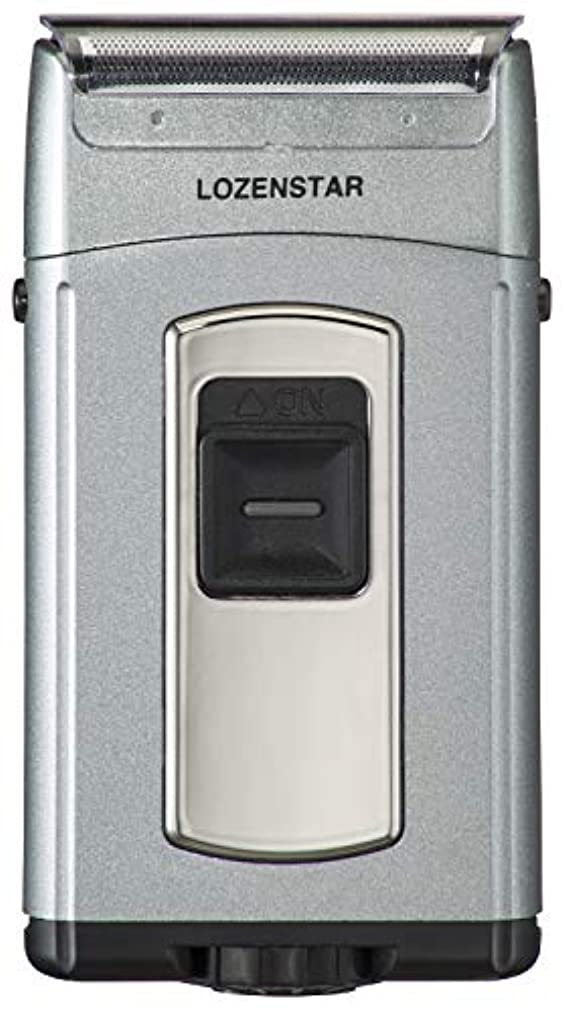 暴動エレベーターケージロゼンスター 水洗いポケそり3枚刃 S-627