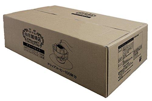 小川珈琲 ドリップコーヒー アソートセット 粉 (10gx100p) 1kg
