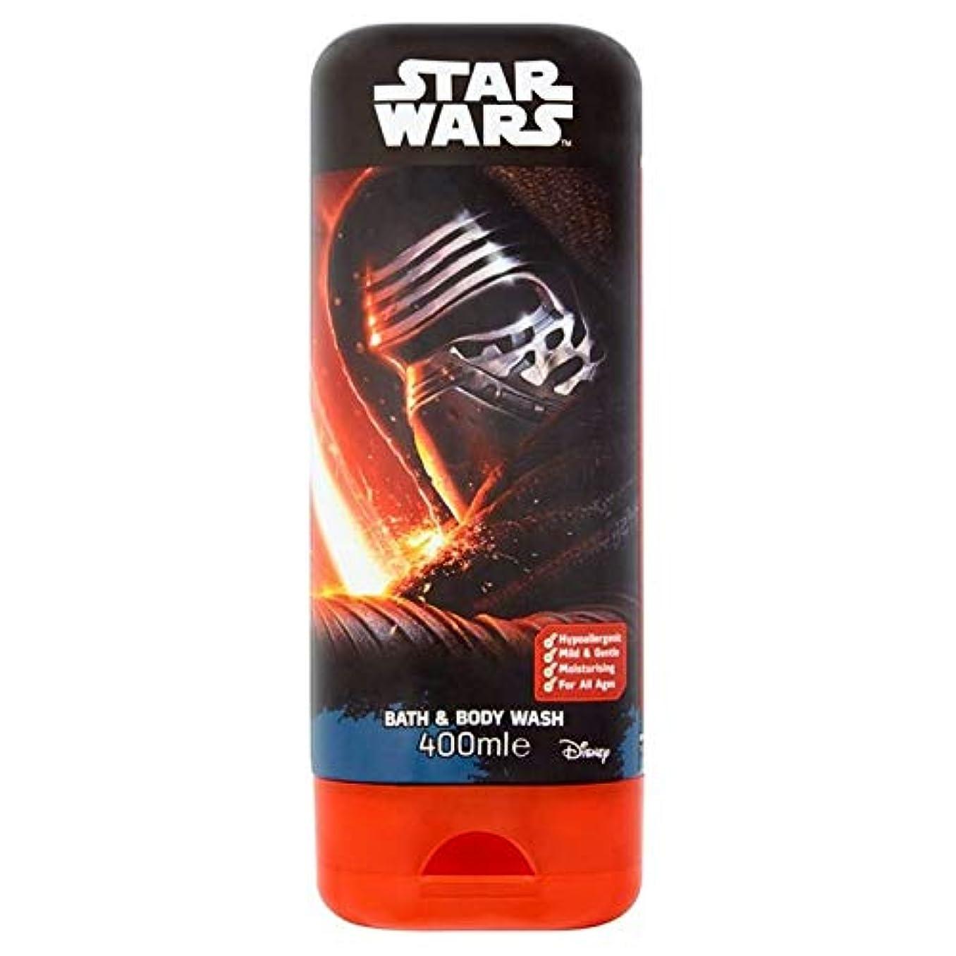 日光ピクニックをするジャグリング[Firefly ] スターウォーズバス&シャワージェル400ミリリットル - Star Wars Bath & Shower Gel 400ml [並行輸入品]