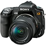 SONY デジタル一眼レフカメラレンズキット α200 レンズキット DSLR-A200K