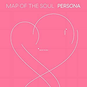BTS MAP OF THE SOUL-PERSONA(輸入盤)