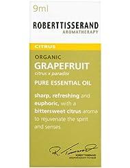 ロバートティスランド 英国土壌協会認証 オーガニック グレープフルーツ 9ml