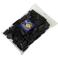 LEGO 3001 レゴブロックパーツ ブロック 2×4:[Black / ブラック] 100個セット 【並行輸入品】