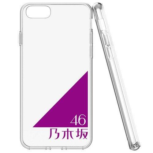 iPhone6/6s ソフトケース 《乃木坂46》 透/ロゴ