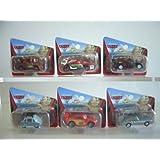 カーズ2 ミニブリスター コレクション Part 2 全6種 Cars2 車 :全6種 1 ライトニング?マックィーン 2 メー