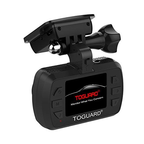 ドライブレコーダー Toguard ドラレコ wifi対応 GPS搭載 SONYレンズ 1920*1080P 駐車監視 G-sensor 動体検知 上書き録画 LDWS WDR【日本国内永久保証】