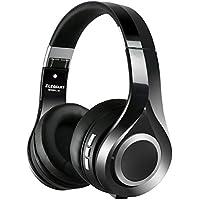 Bluetoothヘッドホン ELEGIANT 高音質 Bluetoothヘッドセット ワイヤレスヘッドフォン 通話可 密閉型 折畳式 有線無線兼用