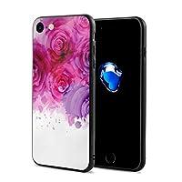 抽象的なバラ 男女兼用 3Dスマートフォンケース 便利 スリムで軽量 高品質パターン 人気NO.1 ケース 4.7インチ Iphone Apple 7/8