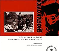 Shostakovich;Trios 1&2/7 Songs