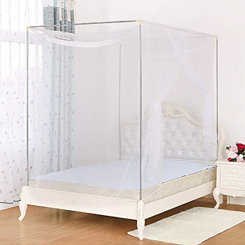 Dreamy wing 蚊帳 かや 6畳用 吊り下げ 虫除け対策 300×10×30(白)