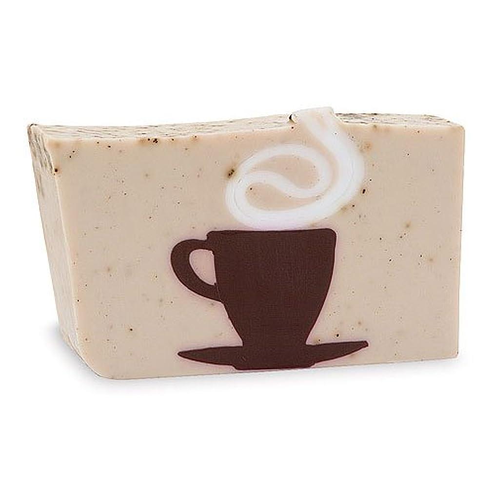分数電話に出る簡単なプライモールエレメンツ アロマティック ソープ カフェオレ 180g 植物性 ナチュラル 石鹸 無添加