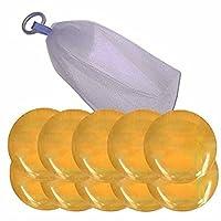 瑚泡美肌ハチミツ石けん100g×10個 (泡立てネット付き)