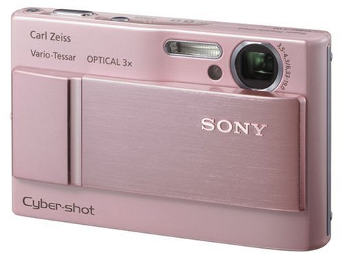 ソニー SONY デジタルカメラ サイバーショット DSC-T10 ピンク DSC-T10