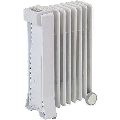 RoomClip商品情報 - ユーレックス オイルヒーター RFシリーズ アイボリーホワイト (適用畳数:最大8畳) RF8BS-IW