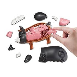 一頭買い!! 黒豚パズル